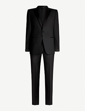 TOM FORD Windsor-fit wool tuxedo