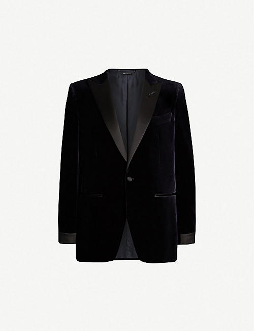3a63b3d9e37a TOM FORD - Suits   tailoring - Clothing - Mens - Selfridges