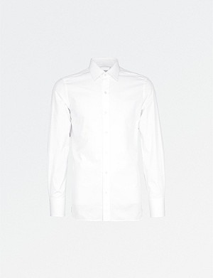 TOM FORD Classic-fit cotton shirt