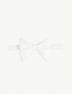TOM FORD Silk bowtie