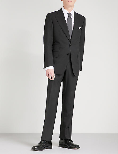 TOM FORD Windsor-fit wool suit