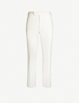 TOM FORD Slim-fit skinny corduroy trousers