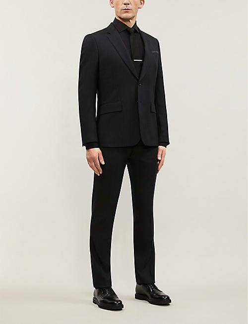 TOM FORD Slim-fit cotton-poplin shirt