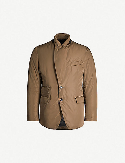 TOM FORD Padded shell jacket