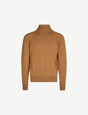 TOM FORD Turtleneck cashmere jumper
