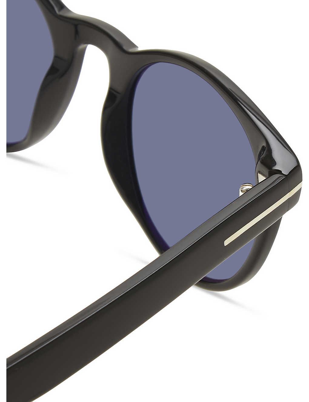 fb18641cd70 TOM FORD - Palmer TF522 round sunglasses