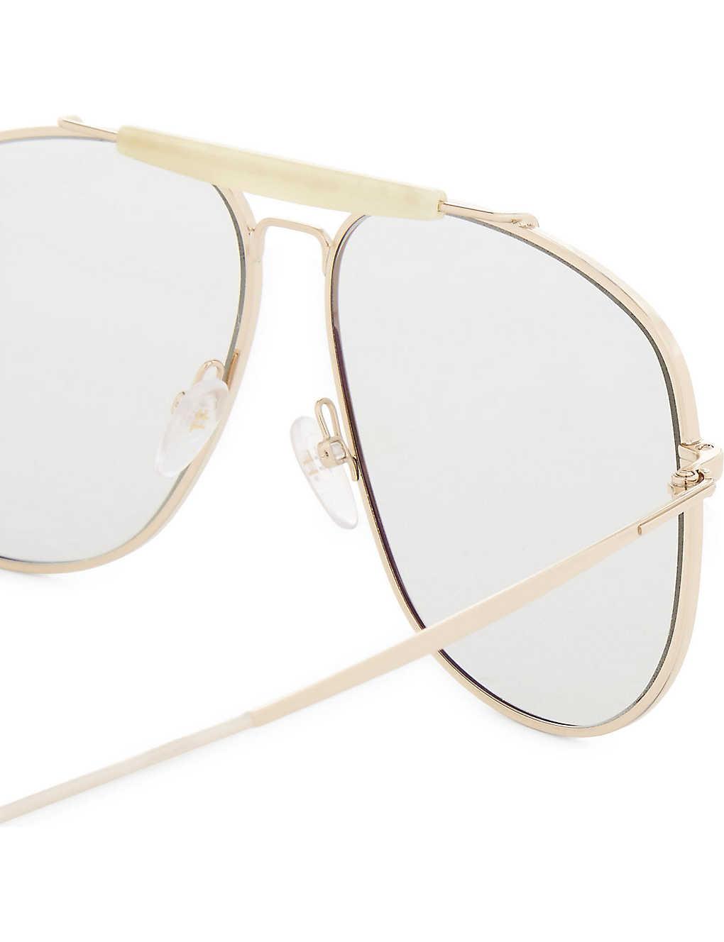 a58e6814fc TOM FORD - Connor Tf557 aviator sunglasses