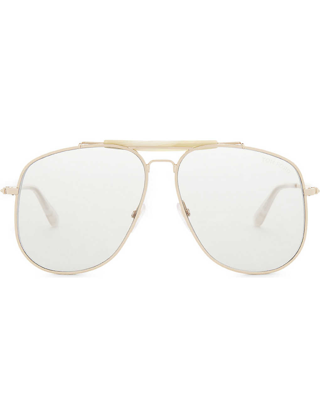 fd2ae23ae5625 TOM FORD - Connor Tf557 aviator sunglasses
