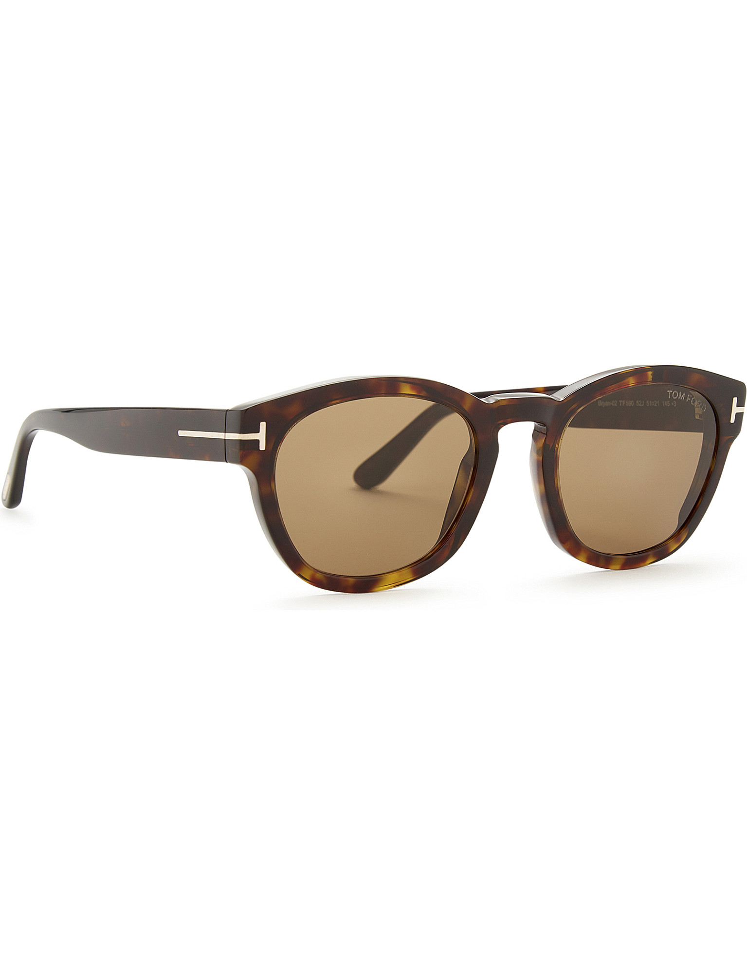 06dc17ca7777d ... Tf590 Bryan square-frame sunglasses zoom ...