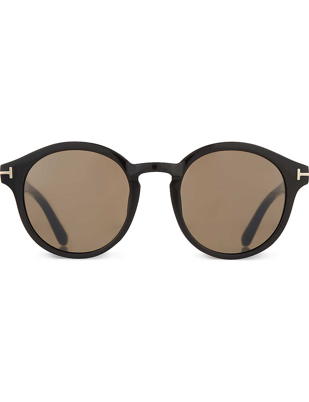a25805d26d7d7 TOM FORD - TF400 Lucho round-framed sunglasses
