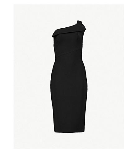 9d22009477c ROLAND MOURET - Hepburn stretch-knit dress