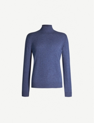 CORNELIANI Turtleneck cashmere jumper