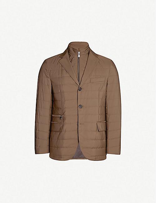 5bc81fd35 CORNELIANI - Coats & jackets - Clothing - Mens - Selfridges | Shop ...