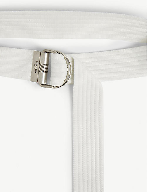 GIVENCHY Fabric belt