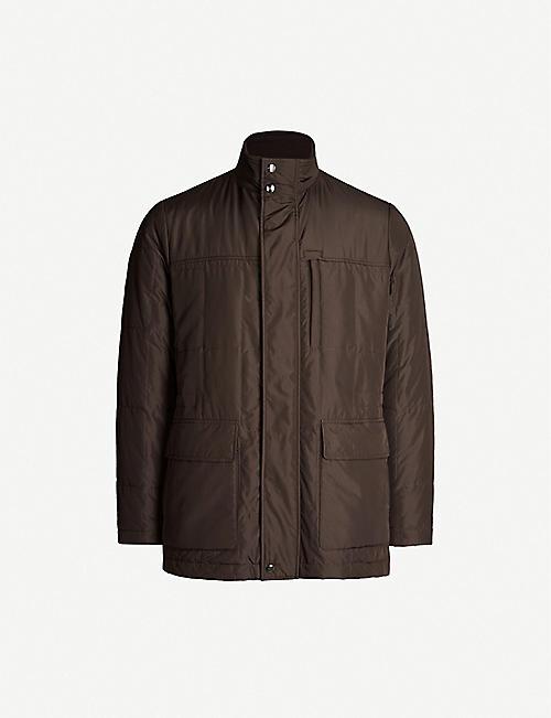 5b5ad1234 Designer Mens Coats & Jackets - Canada Goose & more   Selfridges