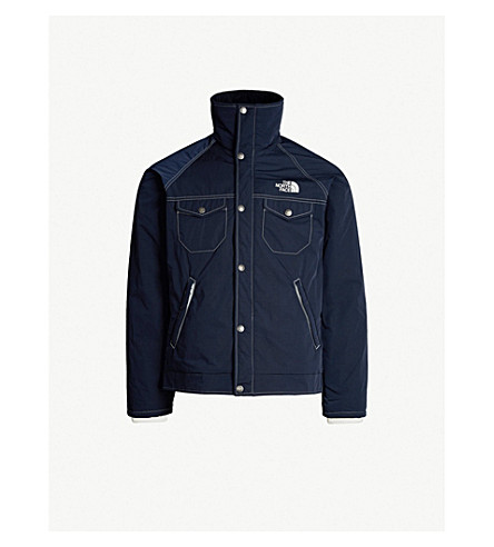 4ad7f01e43 ... Junya Watanabe x The North Face padded shell jacket (Navy. PreviousNext