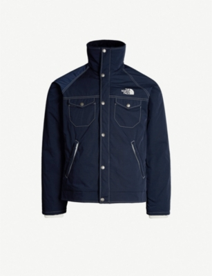 JUNYA WATANABE Junya Watanabe x The North Face padded shell jacket