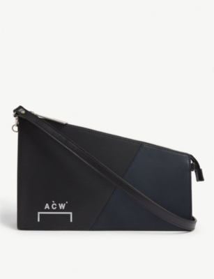 A-COLD-WALL Corbusier leather shoulder bag