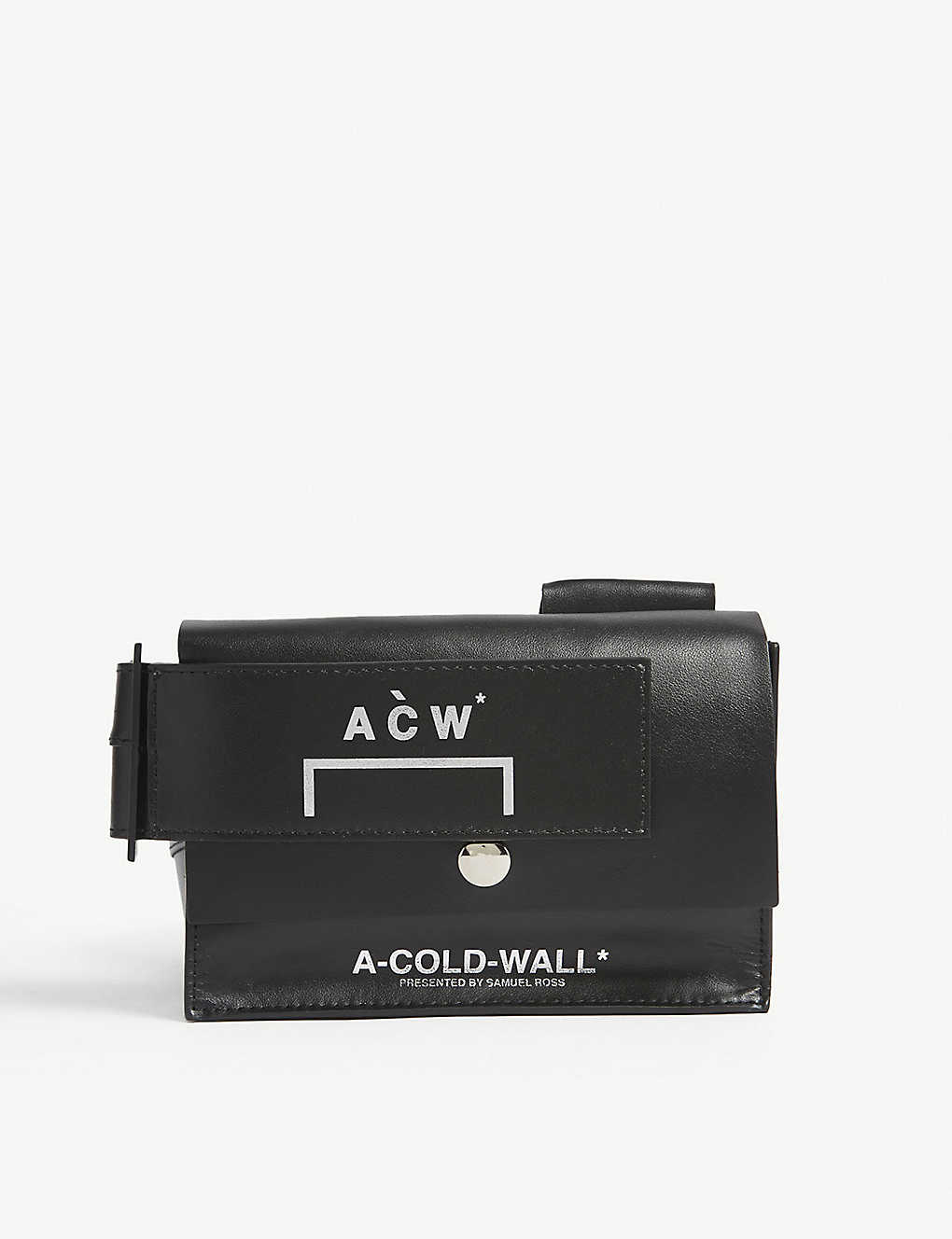 bc4e3903 A-COLD-WALL - Leather utility holster | Selfridges.com