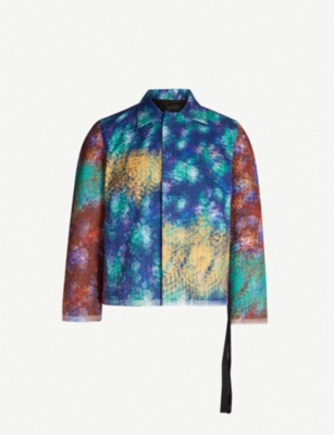 CRAIG GREEN Worker graphic-print shell jacket