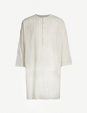 TOOGOOD Baker relaxed-fit cotton shirt