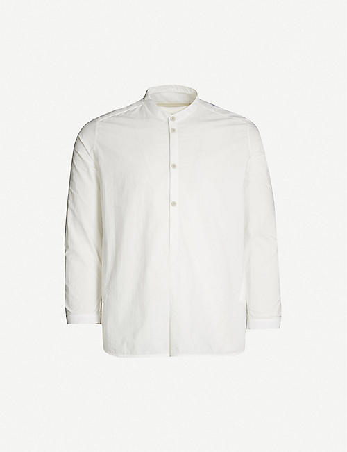 TOOGOOD The Botanist regular-fit cotton shirt