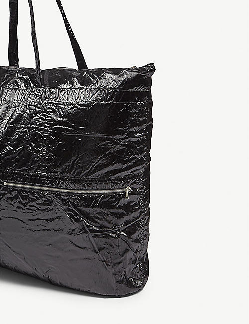 DRIES VAN NOTEN Nylon tote bag