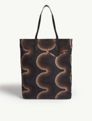DRIES VAN NOTEN Cotton tote bag