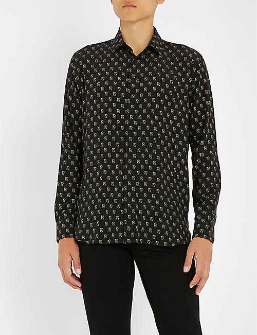 4391050f3d4 SAINT LAURENT - PIERRE MARCOLINI - Shirts - Clothing - Mens ...