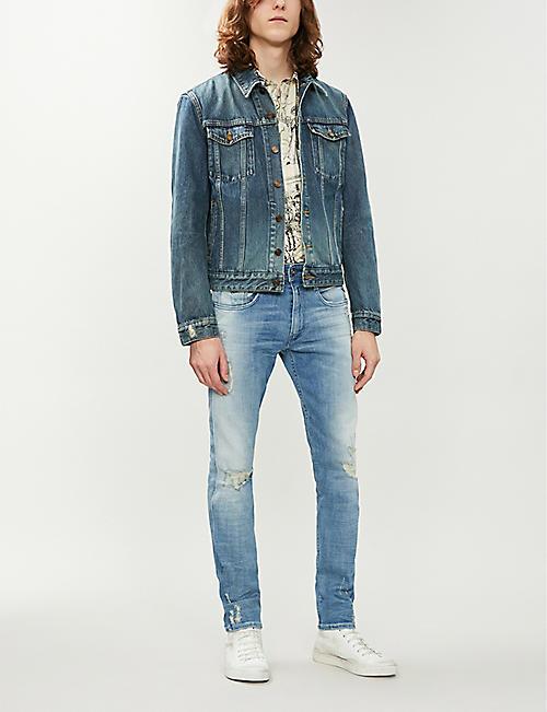 ebb3f0dc5b Denim jackets - Coats & jackets - Clothing - Mens - Selfridges ...