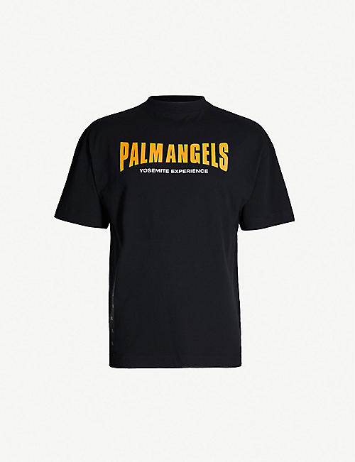 65fd78fd53650f PALM ANGELS Yosemite Experience cotton-jersey T-shirt