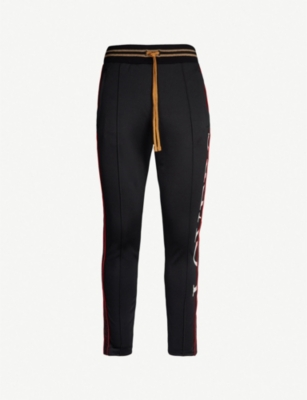 AMIRI Lovers jersey trousers