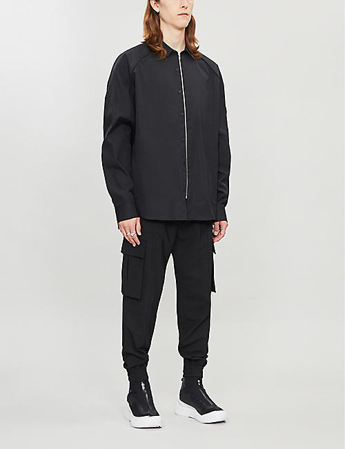 JUUN J Relaxed-fit woven cargo trousers