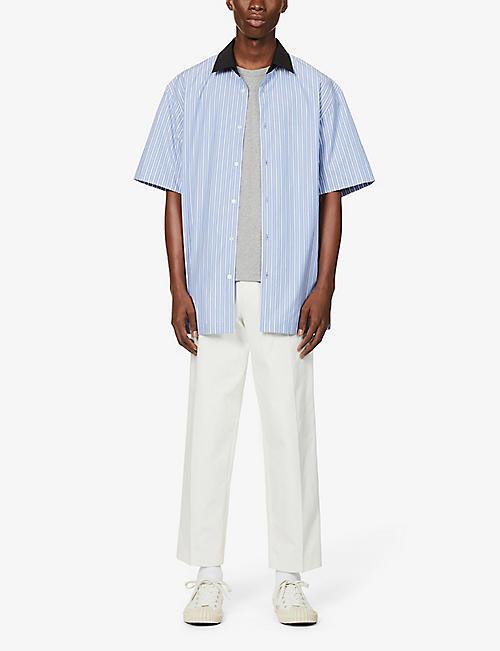 42a793f6bee1 ACNE STUDIOS - Tops   t-shirts - Clothing - Mens - Selfridges