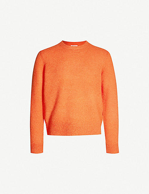 ACNE STUDIOS - Jumpers - Knitwear - Clothing - Mens - Selfridges ... 33e4cf8f365