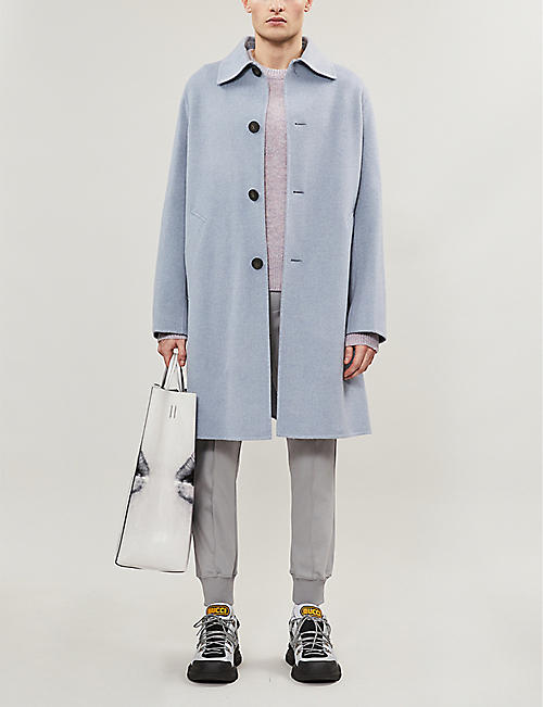 ACNE STUDIOS Marilia wool and cashmere-blend coat