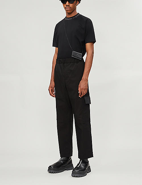 ACNE STUDIOS Navid stretch-jersey T-shirt