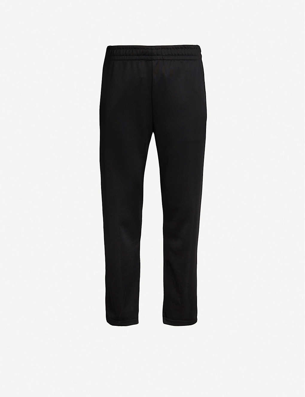 ACNE STUDIOS: Emmett mid-rise stretch-jersey jogging bottoms