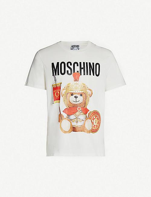 MOSCHINO Mens Selfridges | Shop Online