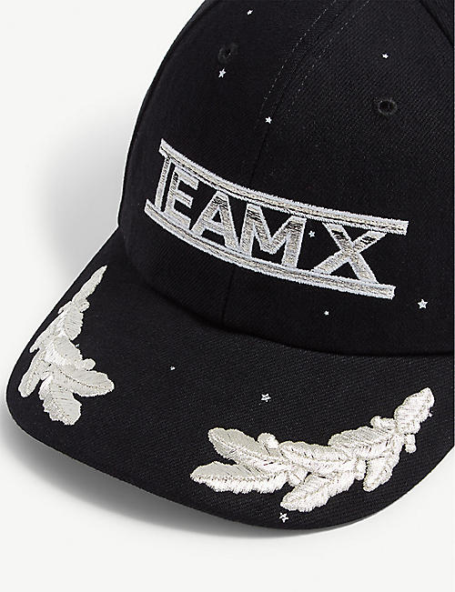 JUST DON Team X slogan cap