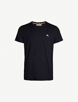 BURBERRY Joeforth cotton-jersey T-shirt