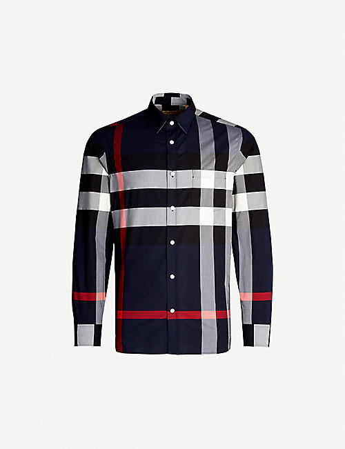 896caebe622 BURBERRY - Shirts - Clothing - Mens - Selfridges
