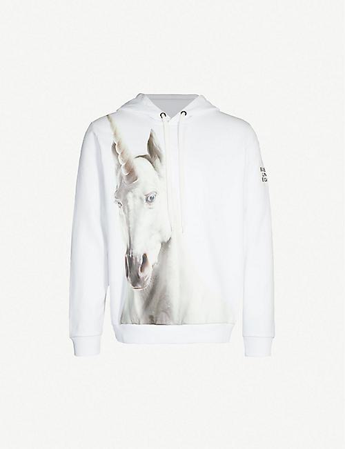 2c8fa5ac Hoodies - Tops & t-shirts - Clothing - Mens - Selfridges   Shop Online