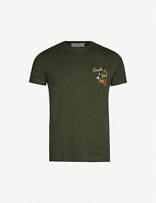 0cbe44bc Tops & t-shirts - Clothing - Mens - Selfridges   Shop Online