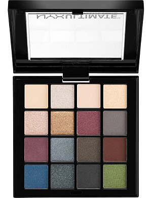 NYX PROFESSIONAL MAKEUP Ultimate Eyeshadow Palette Smokey 13.2g
