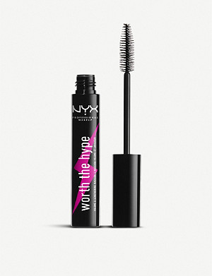 NYX PROFESSIONAL MAKEUP Worth The Hype Volumising & Lengthening Mascara