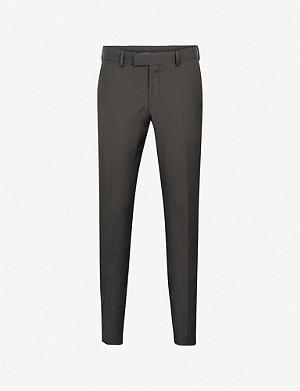 TIGER OF SWEDEN Gordon slim-fit wool trousers