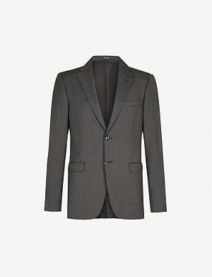 TIGER OF SWEDEN Slim-fit wool blazer