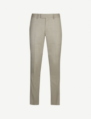 TIGER OF SWEDEN Lamont stretch-wool trousers