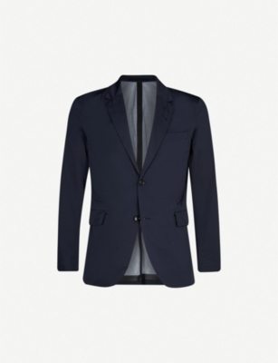 TIGER OF SWEDEN Tech Bonded shell blazer